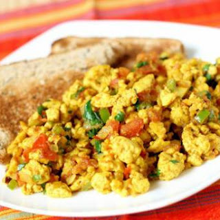 Akoori (Parsi Scrambled Eggs)