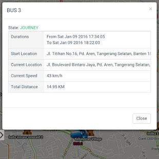 Intrans Bintaro Jaya - screenshot