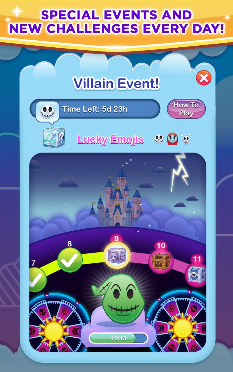 Disney Emoji Blitz Screenshot 4
