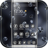 Glitter Diamond Theme APK for iPhone