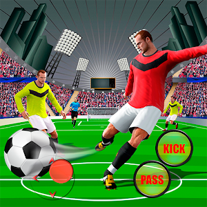 Football World Cup Soccer League 2018 For PC / Windows 7/8/10 / Mac – Free Download