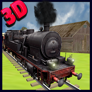 City Subway Train Simulator 3D 1.0 Icon