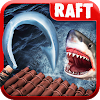 RAFT: Original Survival Game v1.21 Apk + Mod (Unlimited Food and Water) Android