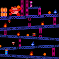 Monkey Kong Classic arcade