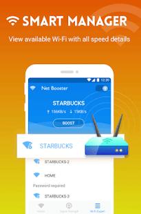 App WiFi Speed Test & WiFi Boost by Net Booster APK for Windows Phone