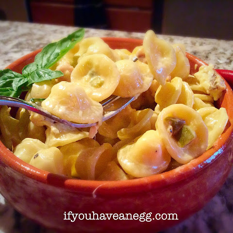 Jalapeno Chicken Mac N Cheese – 12 Weight Watchers Smart Points per serving
