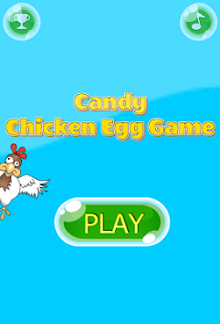 Candy - Chicken Egg Games apk screenshot