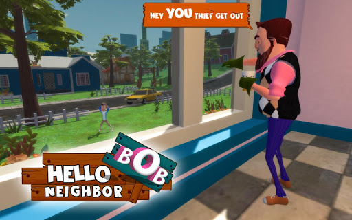 Hello To Neighbor Bob For PC