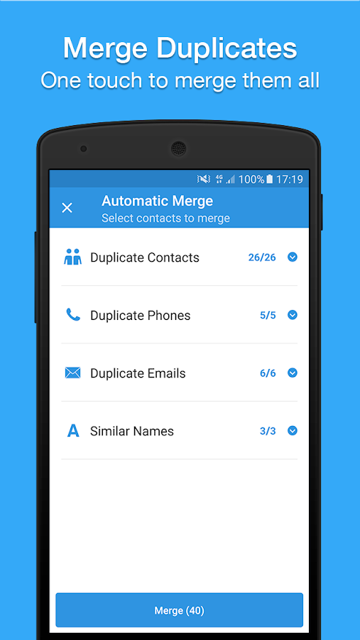 Contacts, Dialer, Phone & Call Block by Simpler Screenshot 2
