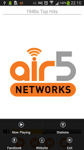 Air5 Radio - screenshot