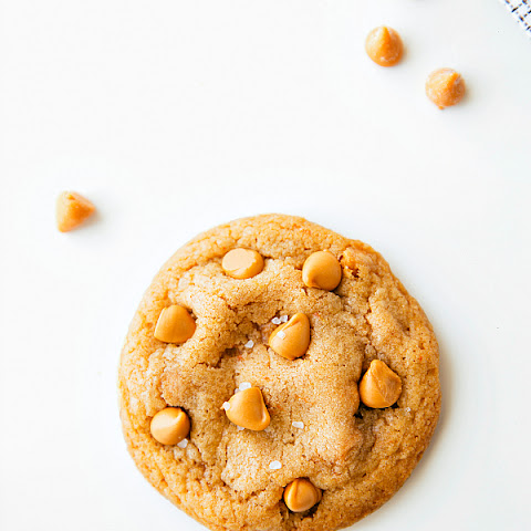 {Softest Ever} Butterscotch Cookies
