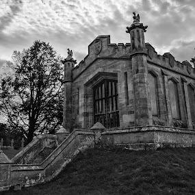 The mausoleum of William, Second Earl of Lowther. by Josh Hilton - Buildings & Architecture Statues & Monuments ( william, england, uk, cumbria, mausoleum, second earl, lowther, st michael's church, united kingdom, graveyard, britain )