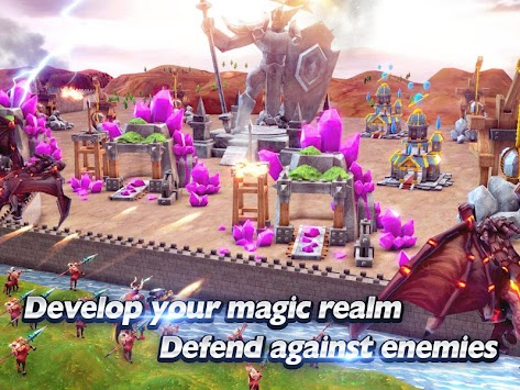 Magic Legion - Hero Legend APK screenshot thumbnail 12