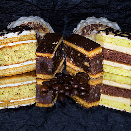 cakes with the coffee by LADOCKi Elvira - Food & Drink Cooking & Baking