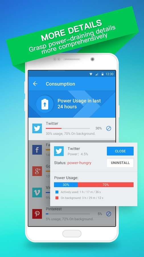 360 Battery - Battery Saver Screenshot 4