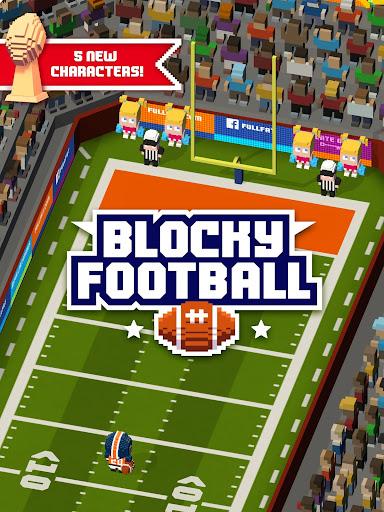 Blocky Football screenshot 6
