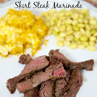 Skirt Steak Marinade With Worcestershire Sauce Recipes