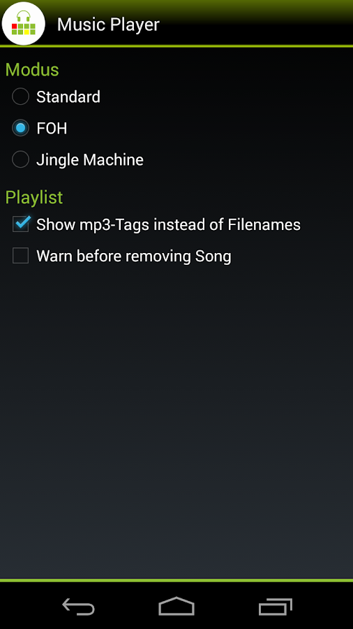 Music Player Pro Screenshot 12