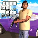 San Andreas Auto Crime City For PC / Windows / MAC