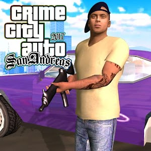 San Andreas Auto Crime City For PC