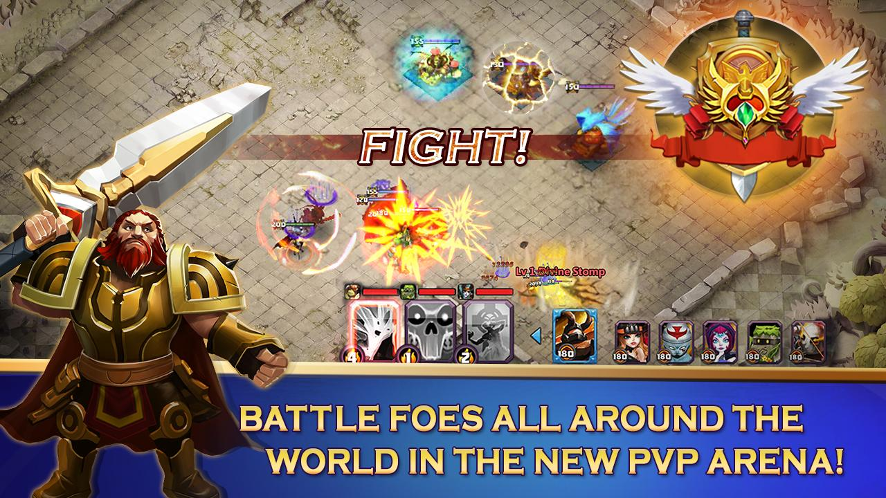 Clash of Lords 2 Screenshot 1