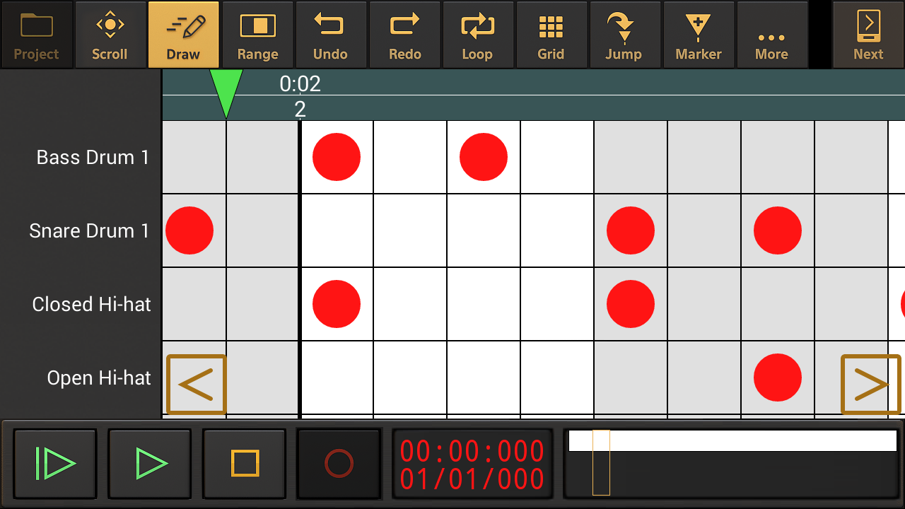 Audio Evolution Mobile Studio Screenshot 7