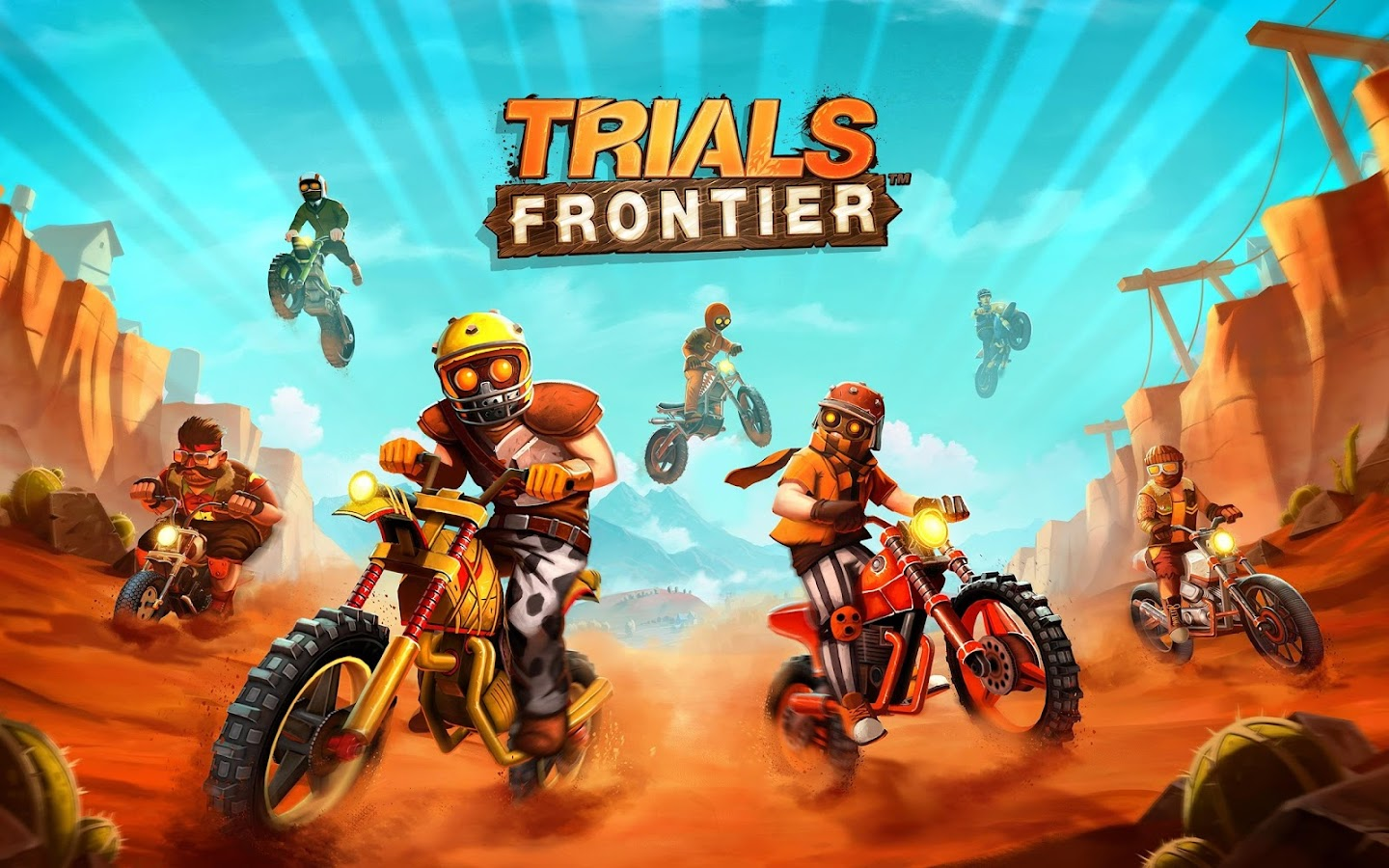 Trials Frontier Screenshot 10