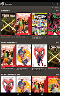 Download Marvel Comics APK on PC