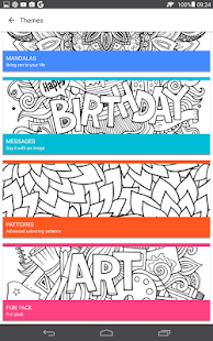 App ColourGo - Coloring book APK for Kindle