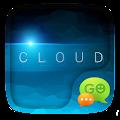 Free GO SMS PRO CLOUD THEME APK for Windows 8