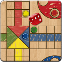 Ludo Parchis Classic Woodboard For PC (Windows And Mac)