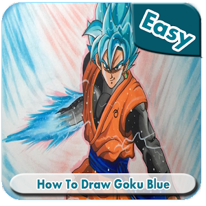 Download How to Draw Easy Goku Blue For PC Windows and Mac