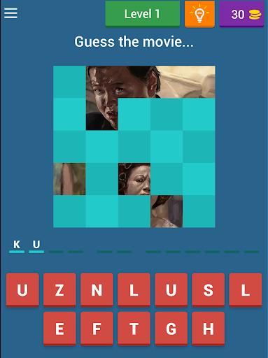 Movie Quiz! - screenshot