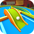 Game Mini Golf 3D City Stars Arcade - Multiplayer apk for kindle fire