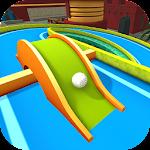 Mini Golf 3D City Stars Arcade - Multiplayer Clash Icon