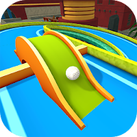 Mini Golf 3D City Stars Arcade  Multiplayer on PC / Windows 7.8.10 & MAC