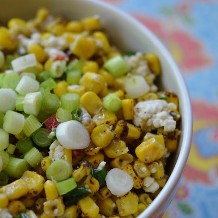Summer Corn Salad Recipe | Yummly