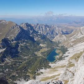 Bobotov Kuk, Montenegro by Dražen Komadina - Landscapes Mountains & Hills ( montenegro, bobotov kuk )