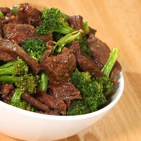 Crock Pot Beef & Broccoli