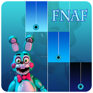 Piano Tiles - FNAF For PC / Windows 7/8/10 / Mac – Free Download