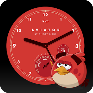 Liven up your smartwatch with flying colours. APK Icon