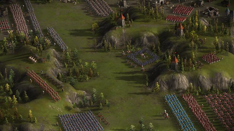 Cossacks 3 heralds the return of STALKER devs GSC GameWorld