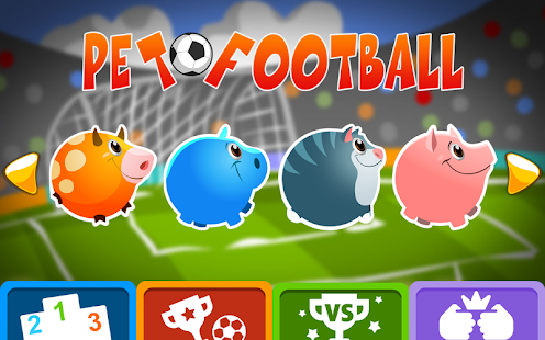 Pet Football - screenshot