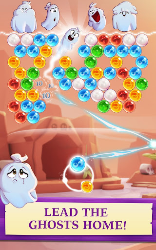 Bubble Witch 3 Saga screenshot 14
