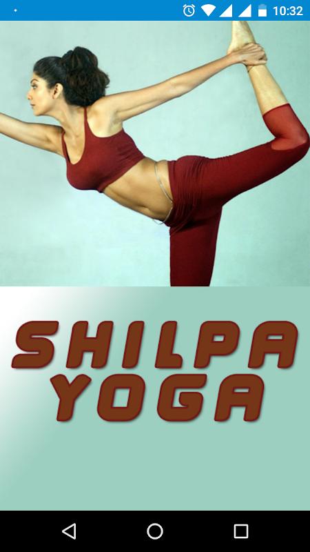 Shilpa Shetty Yoga Videos APK