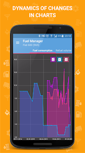 Fuel Manager Pro (Consumption)- screenshot thumbnail