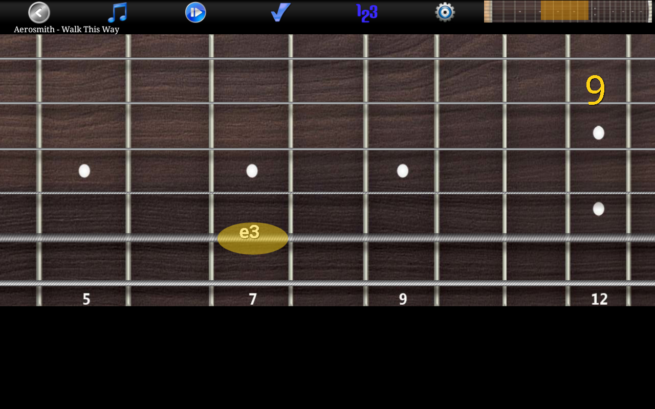 Guitar Riff Pro Screenshot 6