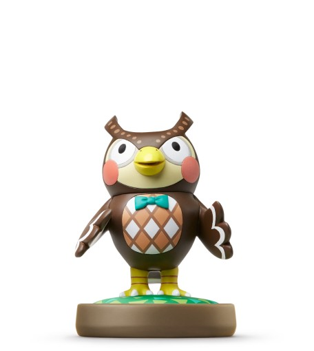 Blathers (thumbnail) - Animal Crossing series