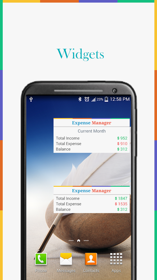 Expense Manager - My Budget Screenshot 15