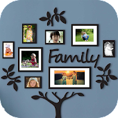 Tree Collage Photo Maker